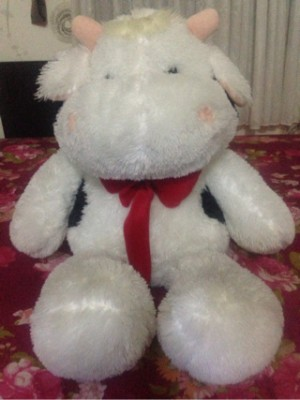 boneka sapi super big
