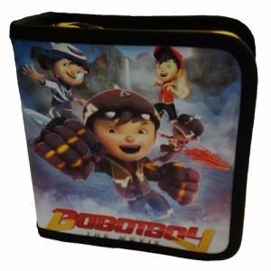 harga Tempat CD / Box CD Motif Boboiboy - isi 40 Tokopedia.com
