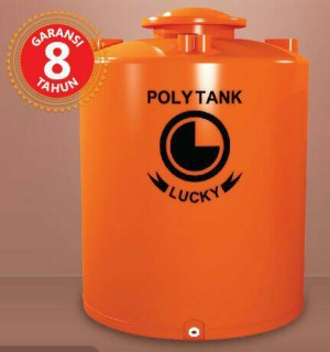 Tangki air LUCKY Polytank LP 550 liter / tandon / toren / water tank