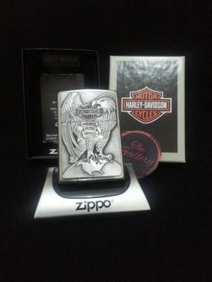 Harley Davidson Eagle Emblem 200HD.H231 Original Zippo