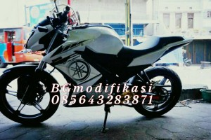 modifikasi street fighter new vixion