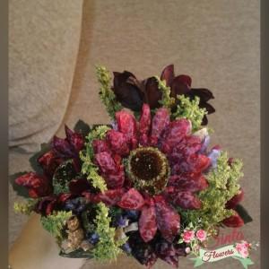 Bunga artificial,bunga plastik,vintage,bungaimpor,dekorasi,hiasanrumah