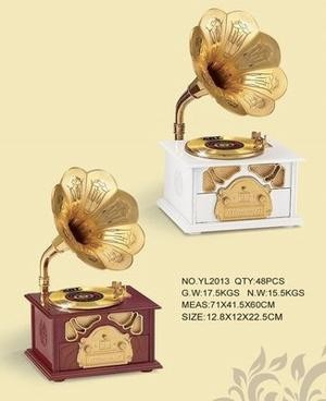 Music Box Gramophone