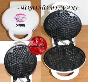 Waffel Maker, Panggangan Pembuat Waffel, Oxone Waffle Maker OX-831