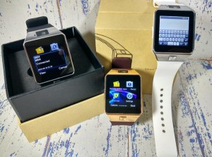 JAM TANGAN HP (GSM) + CAMERA / SMART WATCH