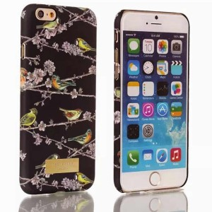 Birdie iPhone6 Case Casing Smartphone iPhone 6 Motif Burung Ted Baker