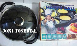 harga Happy Call 7 Lobang Cetakan Martabak / Terang Bulan Mini / Kue Lumpur Tokopedia.com