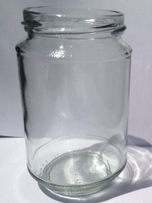 Botol - Toples Kaca 330ml (Brand New), TANPA Tutup