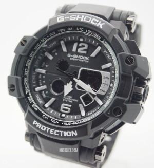 G-Shock GPW 1000 Black White