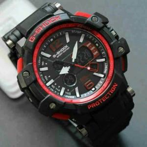 G-Shock GPW 1000 Black Red