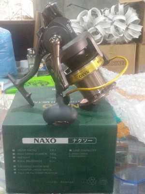Reel Ryobi NAXO