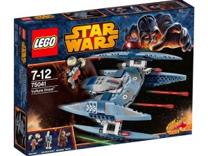 Lego Starwars 75041 Vulture Droid