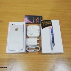 Iphone 5G 64GB Garansi 1 Tahun The One Reseller Welcome