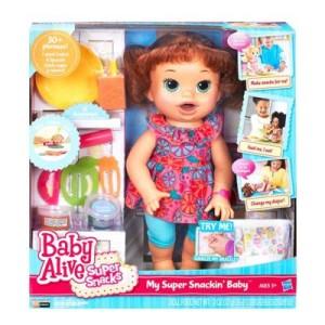 harga Boneka Baby Alive Brunette Tokopedia.com