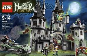 Lego 9468 Monster Fighter - Vampire Castle