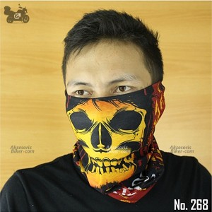 harga Buff Tengkorak - Masker Motor Slayer Bandana Multifungsi Motif SKULL Tokopedia.com
