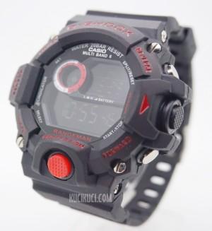 G-Shock GW 9400 Rangeman Black Red II