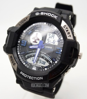 G-Shock GA 1000 Black Blue