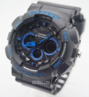 G-Shock GA 120 II Black Blue