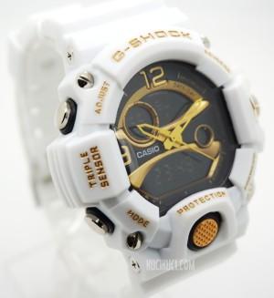 G-Shock GWA 9400 White Gold