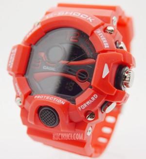 G-Shock GWA 9400 Full Red