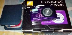 harga Camera Digital Nikon CoolPix S2600 Tokopedia.com