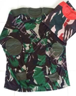 Kaos Lapangan Loreng / Doreng