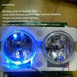 Fog Lamp Universal AngelEye Panther | HILUX | Karimun Kotak
