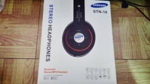 harga Headphone Wireless Bluetooth Stereo Super Bass Eq Radio Samsung STN 16 Tokopedia.com