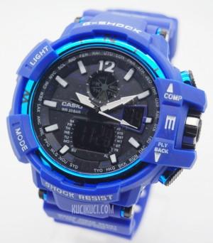 G-Shock GWA 1100 Full Blue