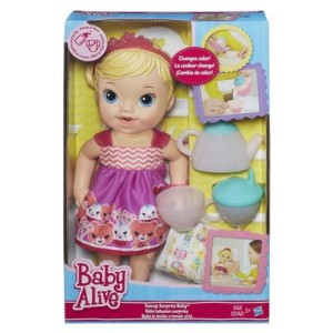 Baby Alive Teacup Surprise Baby Blonde
