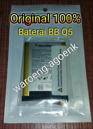 BATERAI BLACKBERRY BB Q5 (ORIGINAL 100%)