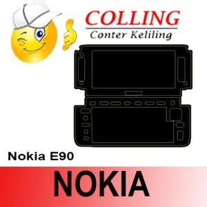 harga Stiker / Garskin Handphone / all type / Nokia / Nokia E90 Tokopedia.com