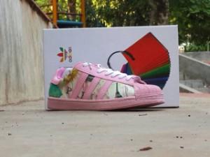 Adidas Superstar Motif
