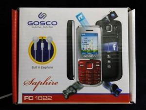 harga Gosco Pirus 1822 / Camera / Dual Sim / Mp3 Tokopedia.com
