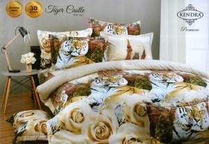 Bedcover Kendra Premier 180 motif Tiger Castle
