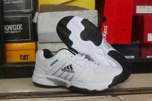 harga Sepatu Tenis Adidas 2016 Cowo Hitam Replika Import Tokopedia.com