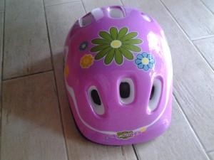 Helm Sepeda Anak size s, Power Girl