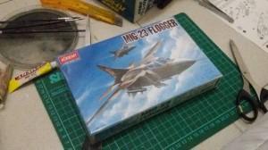 harga Academy Model Kit - MiG-23 Flogger Tokopedia.com