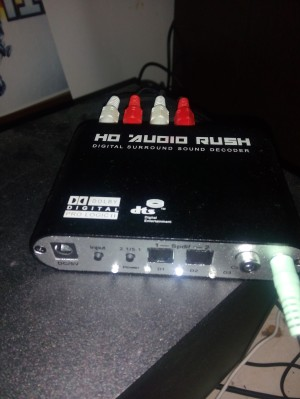 harga DTS / Dolby AC3 Decoder to Active Speaker 5.1 Converter Tokopedia.com