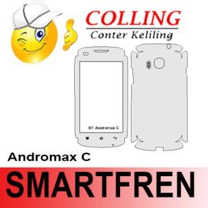 Stiker / Garskin Handphone / all type / Smartfreen / Andromax C