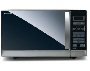 SHARP Microwave Oven [R-728(K)-IN] Black