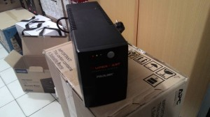 UPS (Uninterruptible Power Supply) PROLINK Pro700 Resmi