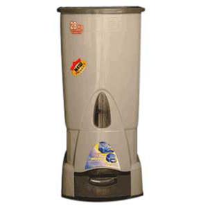 harga Maspion Rice Box / Tempat Penyimpanan Beras MRD 1400 - Coklat Tokopedia.com