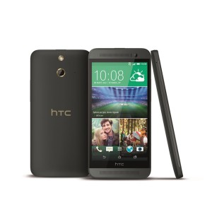 HTC One E8 Dual SIM - 16GB - Putih / Merah / Grey / White