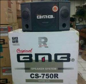Speaker BMB CS 750 R ( 8 inch ) sepasang