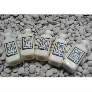 kefir susu kambing organic kemasan mini 250ml