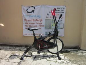 Sepeda Statis Platinum Air Bike