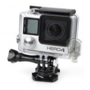 harga TMC 360 Turntable QD Buckle for Gopro & Xiaomi Yi - HR243 - Black Tokopedia.com