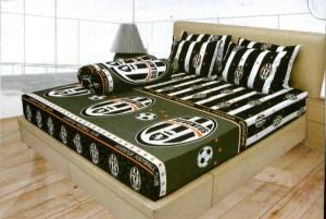 Bedcover Lady Rose Disperse 120 – Juventus